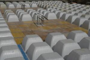 NOPIN Alavesa - Fabricación, venta y distribución de Sistemas de Andamio - Sistema Losa Aligerada Recuperable