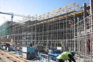 NOPIN Alavesa - Fabricación, venta y distribución de Sistemas de Andamio - Cimbra EuroNOPIN