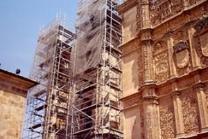 NOPIN Alavesa - Fabricación, venta y distribución de Sistemas de Andamio - Sistemas de Andamios - Escalera de Andamios