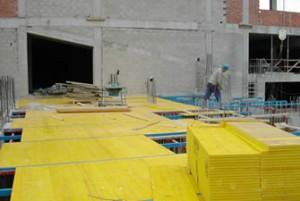 NOPIN Alavesa - Fabricación, venta y distribución de Sistemas de Andamio - Sistema Losa Plana