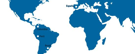 NOPIN Alavesa - Delegaciones Mundo