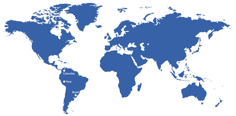 NOPIN Alavesa - Fabricación, venta y distribución de Sistemas de Andamio - Delegaciones en el Mundo