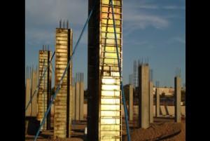 NOPIN Alavesa - Fabricación, venta y distribución de Sistemas de Andamio - Encofrado Vertical - Encofrado de Pilares