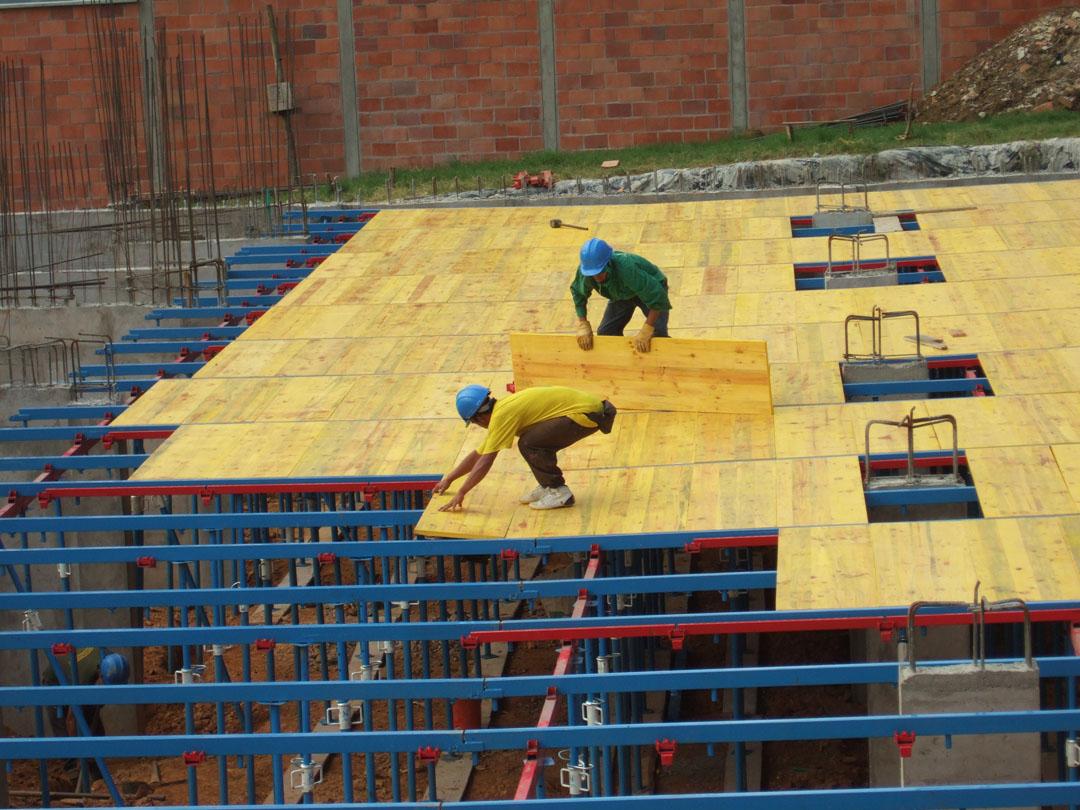 NOPIN Alavesa - Fabricación, venta y distribución de Sistemas de Andamio - Tableros Tricapa