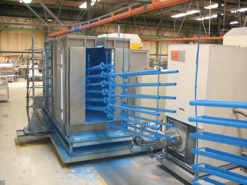 NOPIN Alavesa - Fabricación, venta y distribución de Sistemas de Andamio - Fabricación de Andamios