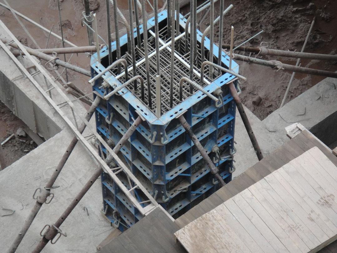 NOPIN Alavesa - Fabricación, venta y distribución de Sistemas de Andamio - Encofrado Vertical - Handy