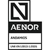 NOPIN Alavesa - Certificación ISO 9001 - AENOR